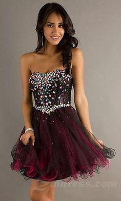 Cute for an escort dress!!