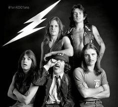AC/DC- with Bon Scott