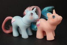 My Little Pony 1987 Li'l Sweetheart Cupcake G1 Mail Order Vtg HTF RARE Baby | eBay