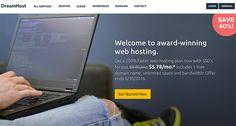 Hướng dẫn mua hosting tại DreamHost nhận FREE tên miền!