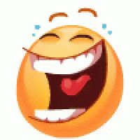 The perfect Laughing Emoji Saquinon Animated GIF for your conversation. Animated Smiley Faces, Funny Emoji Faces, Animated Emoticons, Emoticon Faces, Funny Emoticons, Emoji Images, Emoji Pictures, Cartoon Jokes, Cartoon Pics