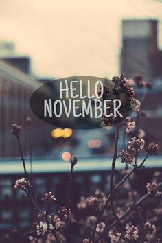 i dont wanna say hello november i want to say hello july
