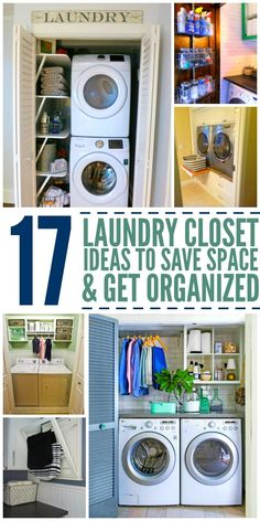 17 laundry room hacks