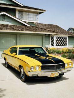 1970 Buick GSX Hardtop Coupe