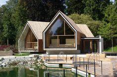 Gallery of Jordanbad Sauna Village / Jeschke Architektur&Planung - 17