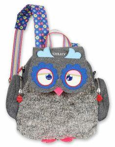 Mochilas infantiles, cartucheras, bolsas bebe y maletas infantiles de Oilily.