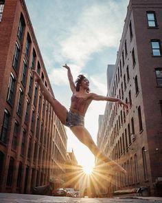 Hello week ! Kamille Upshaw @kamilleupshawdance #OZR_Dance