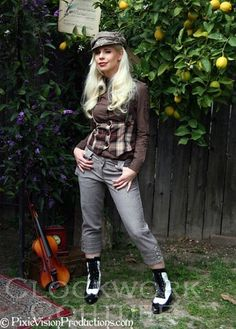 these pants are great! lots of details, good with boots- i am getting these myself; will probably add kneepatches for s & g.