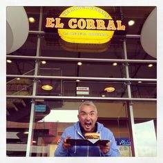 @Cesar Millan  : Burger from Colombia! #liderdelamanada #travelpics #foodonthefly