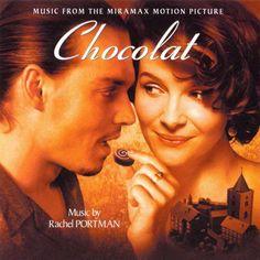 """Chocolat (2000) """"Deberías darle un poco de chocolate a mi hija Caroline, así se derretirá su temperamento glaciar"""""""