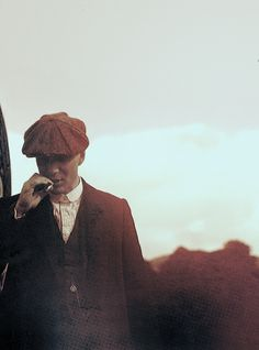 It's not a good idea to look at Tommy Shelby the wrong way. ~ Peaky Blinders