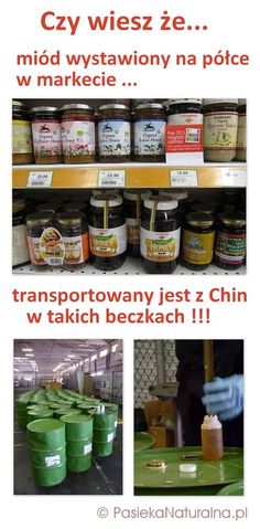 Czy chiński miód stanowi zagrożenie dla naszego zdrowia? Na to i wiele innych pytań znajdziemy odpowiedzi w poniższym wpisie.