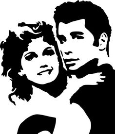Grease Wall Art by LynchmobGraphics on Etsy