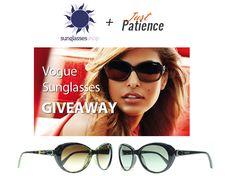 Vogue Sunglasses Giveaway