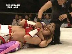 Nagisa Nozaki Wrestling Syuri http://joshipuroresu.blogspot.com/2010/11/nagisa-nozaki-wrestling-shuri.html