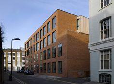 Phipp Street / Waugh Thistleton Architects