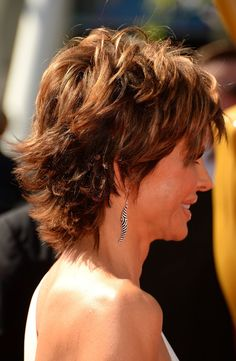 Lisa Rinna Photos: Arrivals at the Creative Arts Emmy Awards