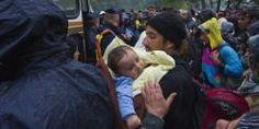 Unicef alerta sobre estado de saúde de crianças que cruzam a Europa | Impulso Positivo