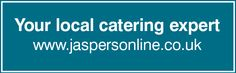 Jasper's stores are owed by local people, employing local people to make and deliver your food  www.jaspersonline.co.uk
