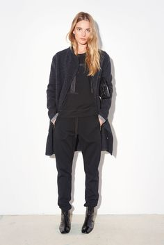my version of comfy cozy (Tomas Maier - Fall 2015 Ready-to-Wear)