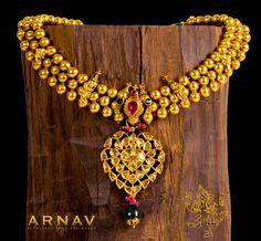 Gold+Jewellery+from+ARNAV
