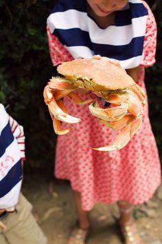 Nautical Crab Boil Party at Design*Sponge
