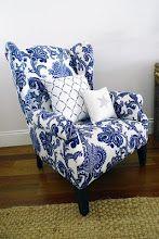 Oliveaux (Brisbane, Australia) chair