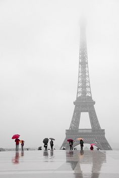 les parapluies de Paris 2 by Pessinger on Flickr.