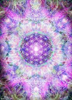 sacred geometry by jallamon