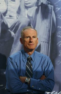 James Rebhorn is a name you might not recognize, but whose face you will.  Awesome and underrated character actor.