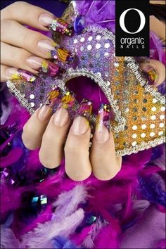 - Best ideas for decoration and makeup - Edge Nails, My Nails, Organic Nails, Types Of Nails, Try Something New, Stiletto Nails, Nails Inspiration, Coffin, Pretty Nails
