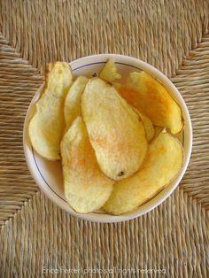 Ogni riccio un pasticcio - Blog di cucina: Patatine fritte.. al microonde: non la solita sola, sono uguali!!!!