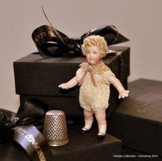 Little Boy Porcelain Doll - Estate Treasure China Dolls, Porcelain Doll, Miniature Dolls, Vintage Dolls, Little Boys, Dollhouse Miniatures, Doll Clothes, Artisan, Flower Girl Dresses