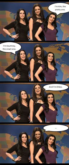 Keeping Up with the Kardashians #YahooScreen #YahooSNL #SNL