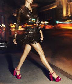 Carnation Platform Sandals | Nine West | Go All Out | Pinterest ...