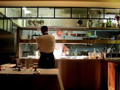restaurant open kitchen design - google search | restaurant design