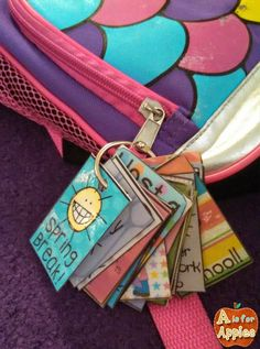 A is for Apples: So, What Are Brag Tags?? {blog post}