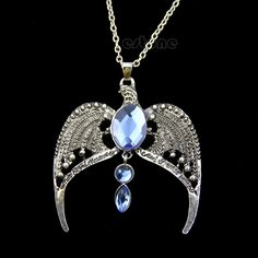 Harry Potter Ravenclaw Lost Diadem Necklace