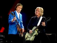 """This show includes an interview with Brian Ray longtime musician in Paul McCartney's band, one of Ringo's biggest solo hits, and a Beatles/Solo """"Sweet"""" set."""