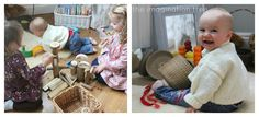 Baby Place Space for 6-18 Months: Inspired by Montessori and Reggio   The Imagination Tree