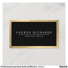 Classic Business Card, Real Estate Business Cards, Black Business Card, Modern Business Cards, Professional Business Cards, Referral Cards, Cleaning Business Cards, Card Templates, Business Card Design