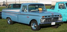 1966 ford truck | photo
