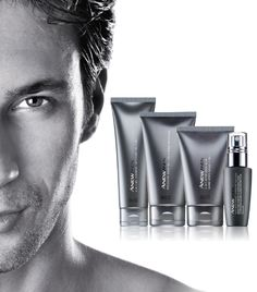 Because men deserve great skin too! Anew Men, just for him. #Avon Canada.