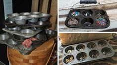 New uses for your old muffin tins – Starts at 60