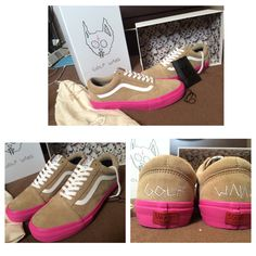 the latest 14efb 73966 Camel vans syndicate golf wang