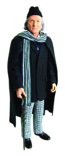 Doctor Who 5'' Classic William Hartnell (1st Doctor) 'Unearthly Child' Action Figure $39.34
