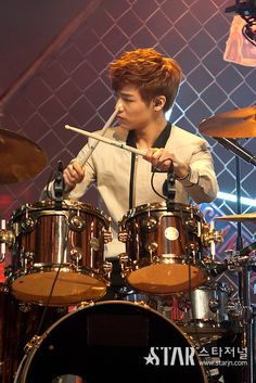 Kang Min-hyuk: Deadliest Drummer