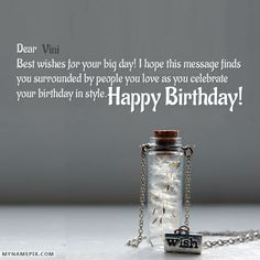 Write name on Amazing Happy Birthday Wishes With Name picture in beautiful style. Best app to write names on beautiful collection of Birthday Wishes pix. Birthday Wishes With Name, Birthday Wishes And Images, Happy Birthday Wishes, It's Your Birthday, Name Writing, Writing Quotes, Name Pictures, Wishes For You, Finding Yourself