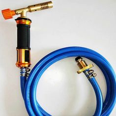 Welding can be a dangerous and tough job! This Liquefied Gas Welding Torch makes it much safer