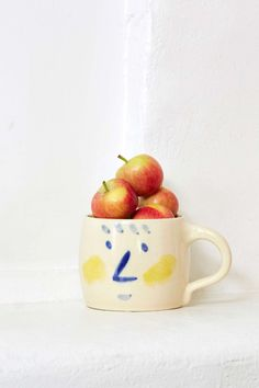 Small Spells Face Off Handmade Mug | Shop Home at Nasty Gal